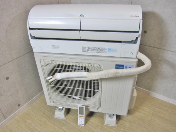 エアコン三菱霧ヶ峰MSZ-ZW804S