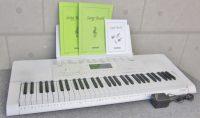 CASIO カシオ 61鍵 光ナビゲーションキーボード LK-218