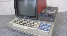 SHARP シャープ クリーンコンピューター MZ-80C CRT表示OK