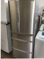 多摩市にてパナソニック製冷蔵庫NR-F473TM-Nを買取いたしました。