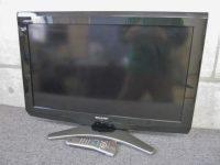 八王子市にてSHARP シャープ アクオス 26型液晶テレビ (LC-26E8) 2011年製を買取いたしました。