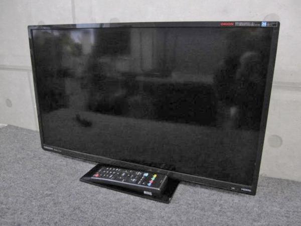 オリオン液晶テレビ