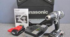 未使用 Panasonic 充電ドリルドライバー EZ7441LP2S-H