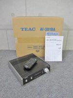 TEAC ティアック プリメインアンプ AI-301DA-B 15年製