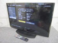多摩市にてシャープ LED AQUOS 32型液晶テレビ (LC-32V5) 2011年製を買取いたしました。