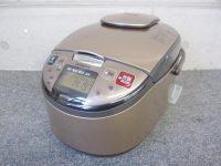 府中市にて日立 圧力IHジャー炊飯器 5.5合炊き (RZ-TD10KSJ) 2014年製を買取いたしました。