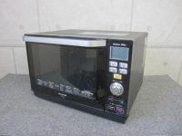 A0461 パナソニック オーブンレンジ NE-MS261-K 15年製