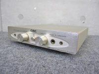 C.E.C. CEC ヘッドホンアンプ HD51 動作品