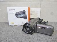 大和店頭買取 ソニー ビデオカメラ FDR-AXP35