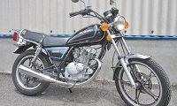 大和店頭 スズキ バイク GN125H