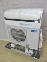 東京都大田区にて三菱 霧ヶ峰 15-23畳 エアコン MSZ-ZW562S 13年製を買取しました。