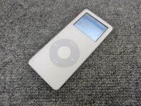 TTS2896 Apple iPod nano 第1世代 A1137 1GB ホワイト ジャンク