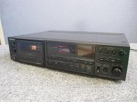 大和出張 ソニー カセットデッキ TC-K777ES