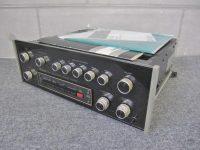 世田谷区にてプリアンプ マッキントッシュC34Vを出張買取致しました