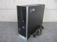 HP 400-220jp Win8.1 Pro i7-4770 3.40GHz 16GB 1TB