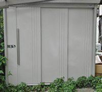 所沢市にてタクボ物置Mr.ストックマンダンディ[ND-2222W]を買取りました。