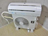 TJS2775シャープ 5-9畳 ルームエアコン AY-B22SD-W 12年製