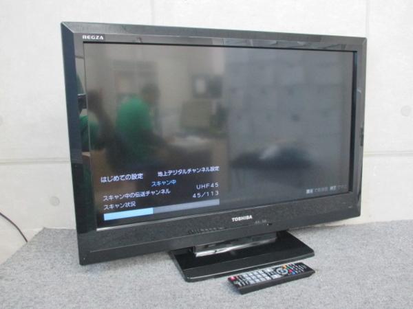 東芝製 液晶テレビ REGZA [32BC3]