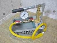 大和出張 KYOWA 水圧テストポンプ