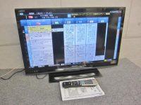 2914 SHARP LED AQUOS 32型液晶テレビ LC-32H7 12年製