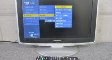 Panasonic VIERA 19型液晶テレビ TH-L19D2-K 10年製