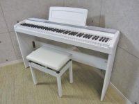 TJS3121 KORG コルグ 88鍵 電子ピアノ SP-170S 14年製 椅子付