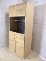 八王子市にてウニコ食器棚[ HUTTE/ヒュッテ ]を出張買取いたしました。