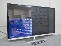 東芝 REGZA レグザ 40型液晶テレビ 40J7 2013年製