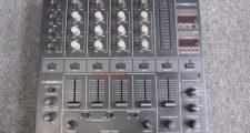 MTS3172 Pioneer パイオニア DJM-500 4ch DJミキサー 動作品