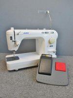 JUKI ジューキ SPUR 98 Deluxe TL-98DX 職業用本縫いミシン
