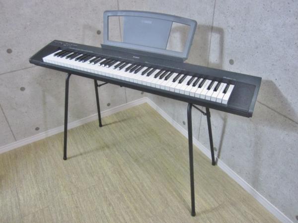 ヤマハ製 電子キーボード Piaggero 76鍵 [NP-31] スタンド付