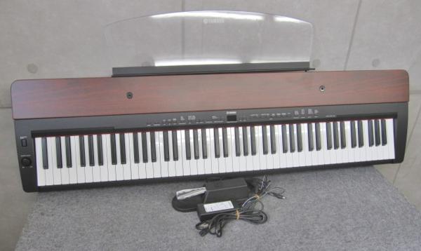 YAMAHA ヤマハ 88鍵 電子ピアノ P-155 12年製
