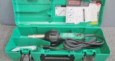 LEISTER ライスター Hot Air TRIAC ST 熱風機