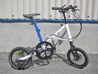 大和市でOX PECO製折りたたみ自転車[Pcchi]を買取ました。