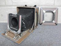 Linhof リンホフ  5×7判 大判カメラ ボディ 西ドイツ