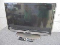 稲城市にてシャープ アクオス ブルーレイ内蔵 32型液晶テレビ LC-32DX3を買取しました。