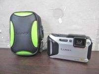 Panasonic LUMIX DMC-FT5 1610万画素 防水デジタルカメラ