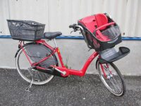 ブリヂストン アンジェリーノ AG26-2 子供乗せ自転車