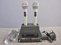 オーディオテクニカ ワイヤレスマイクセット ATW-T62a