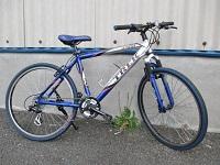 逗子市でTREK製のマウンテンバイク[ALPHA 4300]を買取ました。