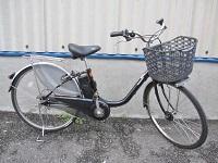電動アシスト自転車 パナソニック ビビDX BE-ELD63B