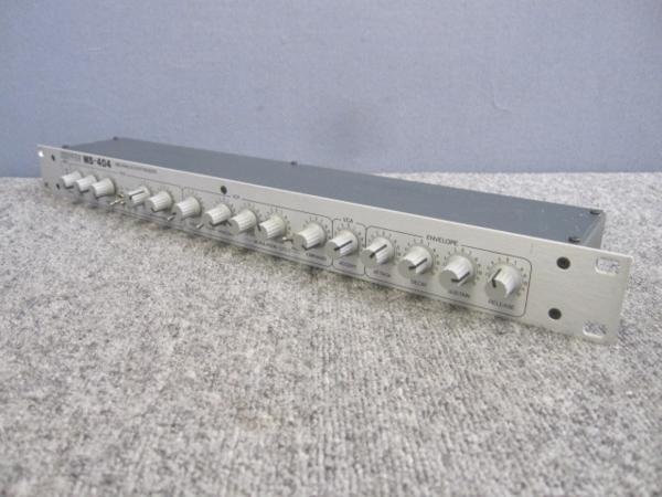 DOEPFER製 アナログシンセサイザー [MS-404] MIDI対応