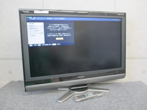 SHARP製 型液晶テレビ AQUOS 32型 [LC-32DE5] 09年製