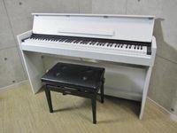 YAMAHA ヤマハ 88鍵 電子ピアノ YDP-S51WH