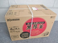 大和市で象印製の炊飯器[NS-TC18-XA]を買取ました。