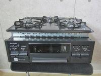 タカラスタンダード ビルトイン都市ガスコンロ T33-60
