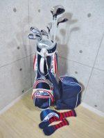イグニオ レディースゴルフセット 9本 バッグ付き