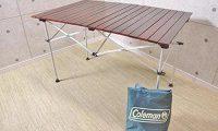 コールマン ウッドロール ステージテーブル 170R5748
