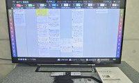 液晶テレビ 東芝 レグザ 43J10X