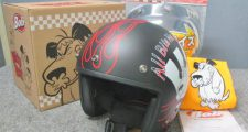 OGK BOB-K ワッキーレース ヘルメット 57-59cm